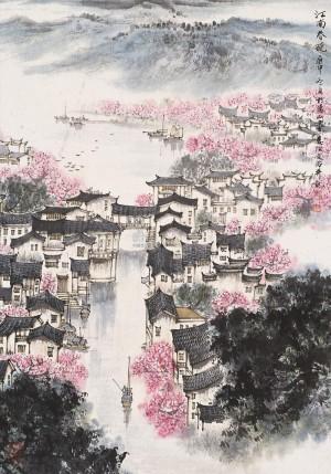 新中式装饰画-ID:4027987