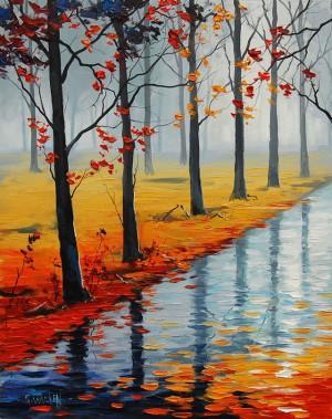 风景油画-ID:4030091