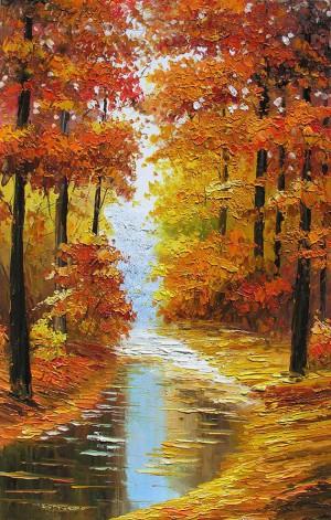 风景油画-ID:4031743
