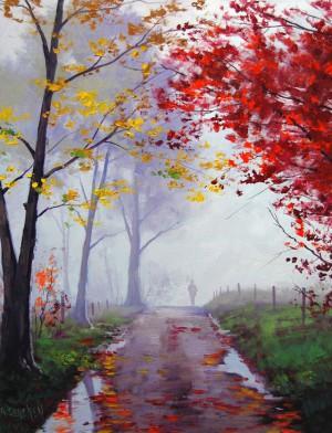 风景油画-ID:4031970