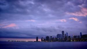 都市风景3D模型