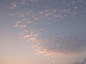 黎明天空3D模型
