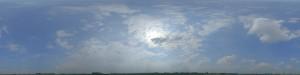 全景天空-蓝天多云-ID:4037776