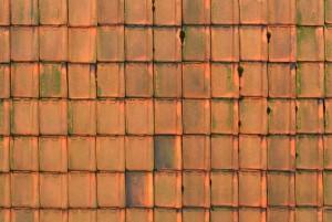 屋顶瓦片-ID:4038076