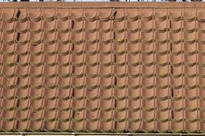 屋顶瓦片-ID:4039058