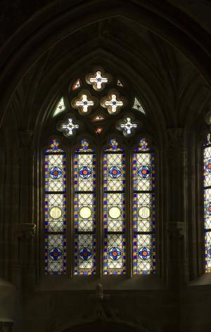 窗户-彩色玻璃-ID:4040617