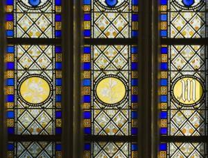 窗户-彩色玻璃-ID:4040818