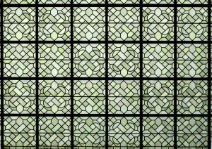 窗户-彩色玻璃-ID:4040821