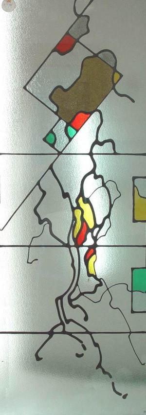 水纹玻璃-ID:4040835