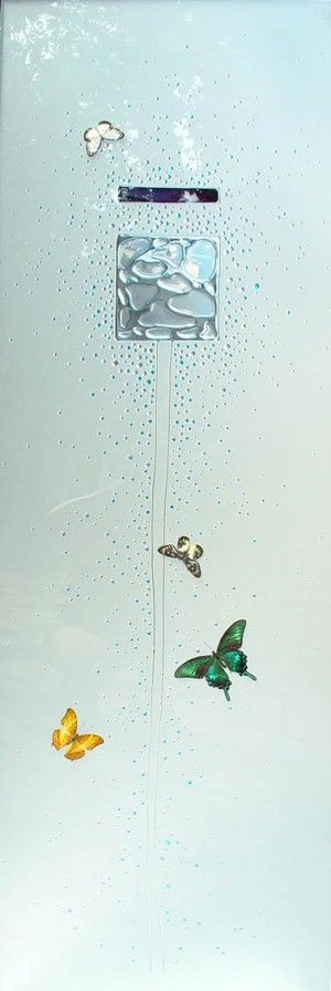 水纹玻璃-ID:4041265