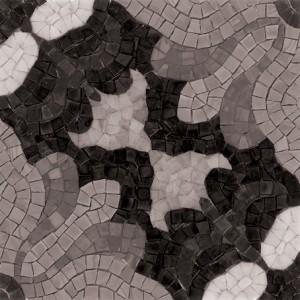马赛克瓷砖3D模型
