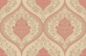 欧式花纹壁纸-ID:4017958